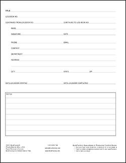 accounts receivable ledger notebook